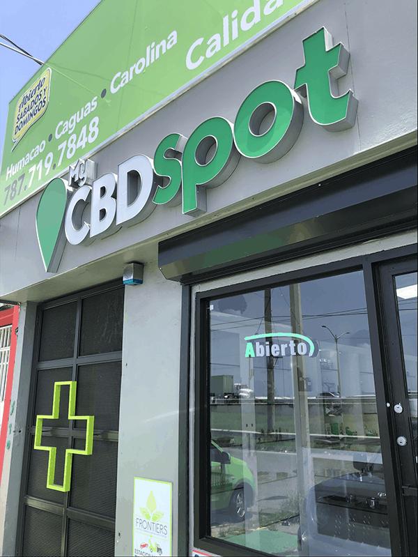 dispensario CBD